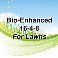 Bio Enhanced 16-4-8 for Lawns