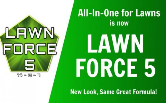 all in one is now lawn force 5