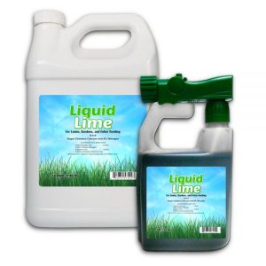 Nature's Lawn - Liquid Lime Concentrate- Calcium Spray For Acidic Soil - Raise Soil pH - For Lawns, Houseplants, Indoor and Outdoor Gardens, Potted Plants - Non-Toxic, Pet-Safe