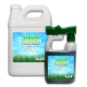 Nature's Lawn - Liquid Lime Formula - Sugar-Chelated Calcium for Lawns, Gardens, Houseplants, Trees, Shrubs - Quickly and Easily Alkalize Soil & Correct Calcium Deficiency - Non-toxic, Pet-safe