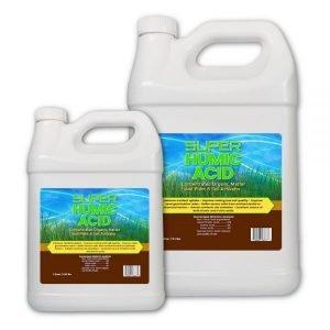 Nature's Lawn - Super Humic Acid - Liquid Humate Soil Activator, Liquid Carbon Plant Fertilizer with Humic & Fulvic Acid for Lawn, Garden, Houseplants, Trees, Shrubs - Non-Toxic, Pet-Safe 1 Gallon