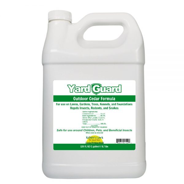 Yard Guard natural outdoor insect control