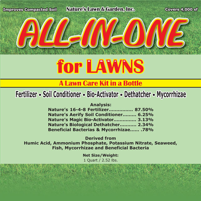All In One for LAWNS
