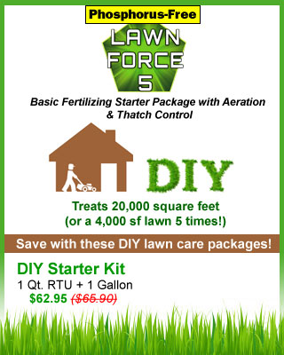 diy LAWN FORCE 5 pf