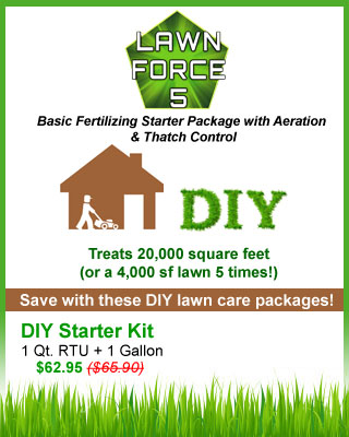 DIY LAWN FORCE 5