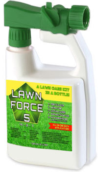 LAWN FORCE 5 rtu
